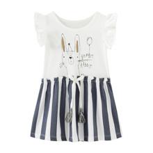 Платье для девочки Кролик (код товара: 49058)