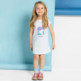 Платье для девочки Лошадка в веночке (код товара: 49074): купить в Berni