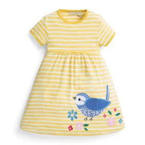 Платье для девочки Птичка (код товара: 49075): купить в Berni