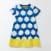 Платье для девочки Ромашка (код товара: 49070)