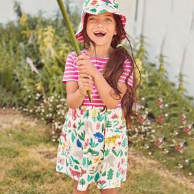 Платье для девочки Сафари (код товара: 49069): купить в Berni