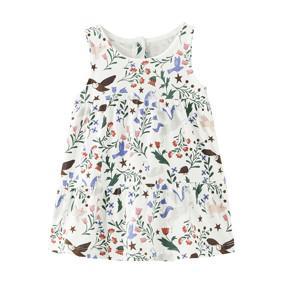 Платье для девочки Сказочные животные (код товара: 49056): купить в Berni