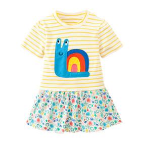 Платье для девочки Улитка (код товара: 49062): купить в Berni