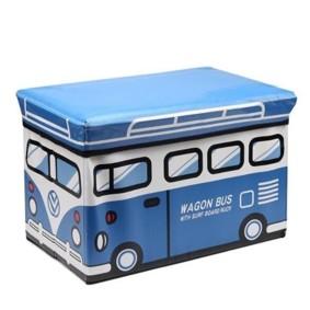 Пуф-ящик для игрушек Минивэн (код товара: 49008): купить в Berni