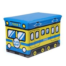 Пуф-ящик для игрушек Поезд (код товара: 49005): купить в Berni