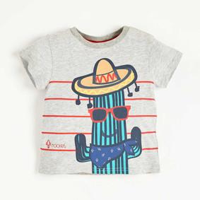 Детская футболка Кактус (код товара: 49116): купить в Berni