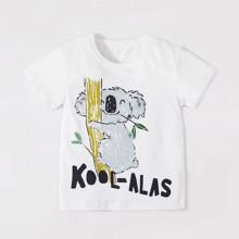 Детская футболка Коала (код товара: 49168)