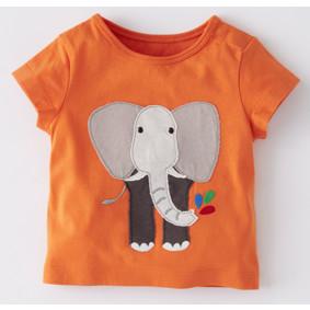 Детская футболка Слон (код товара: 49111): купить в Berni