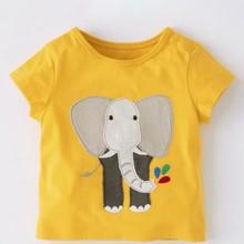 Детская футболка Слон (код товара: 49112)
