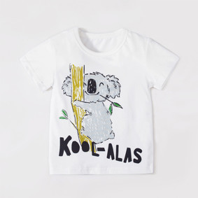 Дитяча футболка Коала (код товару: 49168): купити в Berni