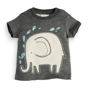 Дитяча футболка Слон (код товару: 49114): купити в Berni