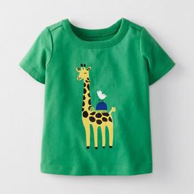 Дитяча футболка Жираф (код товару: 49113): купити в Berni