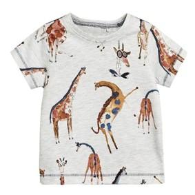 Дитяча футболка Жирафи (код товару: 49169): купити в Berni