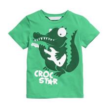 Футболка для хлопчика Крокодил оптом (код товара: 49101)