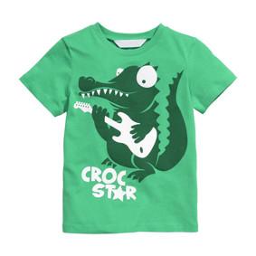 Футболка для мальчика Крокодил (код товара: 49101): купить в Berni