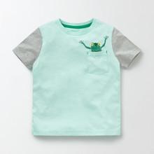 Футболка для мальчика Лягушонок (код товара: 49106)