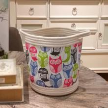 Корзина для игрушек, белья, хранения Совы оптом (код товара: 49152)