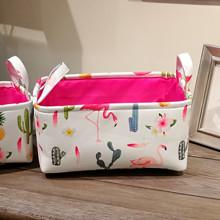 Корзина для игрушек Фламинго (код товара: 49148)