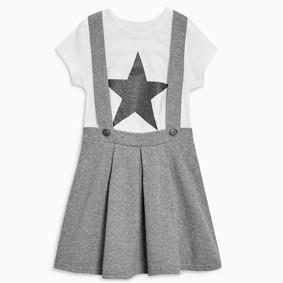 Костюм 2 в 1 для девочки Звезда (код товара: 49158): купить в Berni