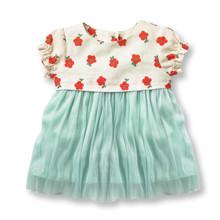 Платье для девочки Цветы (код товара: 49182)