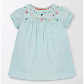 Платье для девочки Милые цветочки оптом (код товара: 49181): купить в Berni