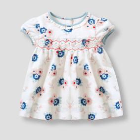 Платье для девочки Незабудки оптом (код товара: 49184): купить в Berni