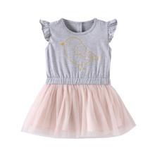 Платье для девочки Птица (код товара: 49178)