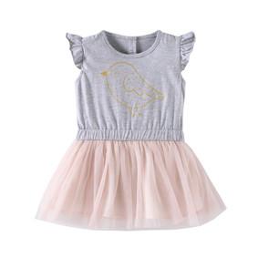 Платье для девочки Птица оптом (код товара: 49178): купить в Berni
