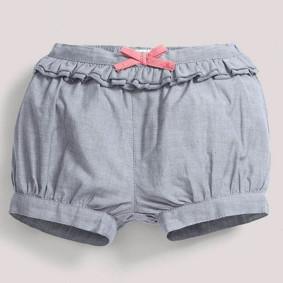Шорты для девочки Бантик оптом (код товара: 49196): купить в Berni