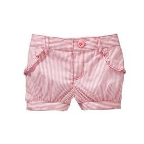 Шорты для девочки Мелкая полосочка оптом (код товара: 49197): купить в Berni
