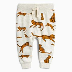 Детские штаны Тигры (код товара: 49272): купить в Berni