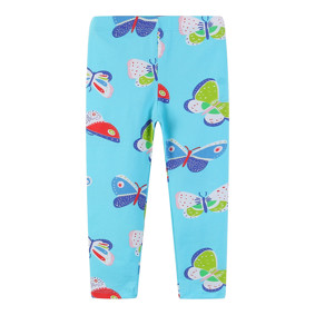 Леггинсы для девочки Бабочки (код товара: 49239): купить в Berni