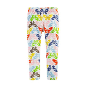 Леггинсы для девочки Бабочки оптом (код товара: 49255): купить в Berni