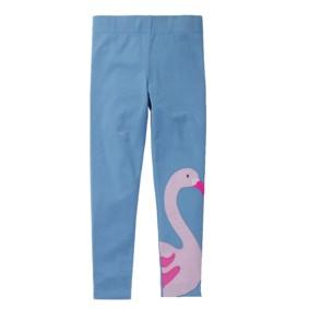 Леггинсы для девочки Большой фламинго оптом (код товара: 49245): купить в Berni