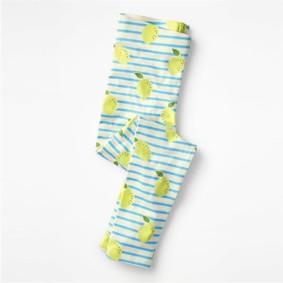 Леггинсы для девочки Лимоны оптом (код товара: 49257): купить в Berni