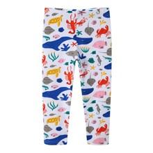 Леггинсы для девочки Морские животные оптом (код товара: 49243)