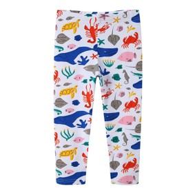 Леггинсы для девочки Морские животные (код товара: 49243): купить в Berni