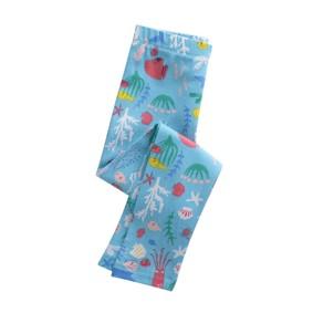 Леггинсы для девочки Морское дно (код товара: 49244): купить в Berni