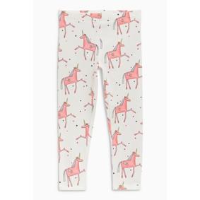 Леггинсы для девочки Розовый единорог оптом (код товара: 49238): купить в Berni