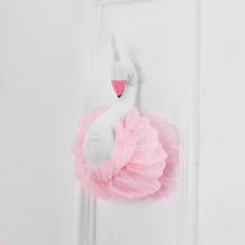 Мягкая игрушка украшение Лебедь (код товара: 49262)