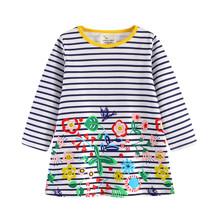Платье для девочки Цветы (код товара: 49229)