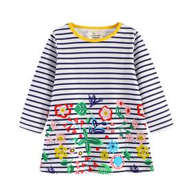 Платье для девочки Цветы (код товара: 49229): купить в Berni