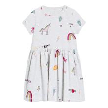 Платье для девочки Пегас и радуга (код товара: 49213)