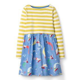 Платье для девочки Русалочки (код товара: 49227): купить в Berni