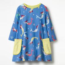 Платье для девочки Русалочки (код товара: 49230)