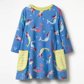 Платье для девочки Русалочки (код товара: 49230): купить в Berni