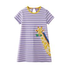 Платье для девочки Жираф (код товара: 49233)