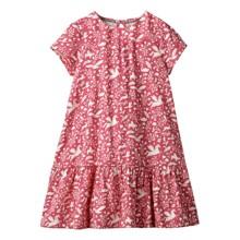 Платье для девочки Звери на поляне (код товара: 49217)