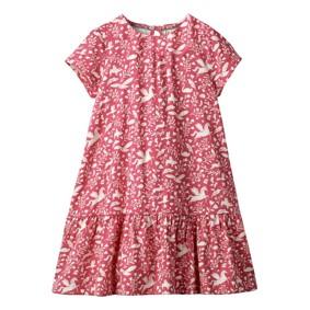 Платье для девочки Звери на поляне (код товара: 49217): купить в Berni
