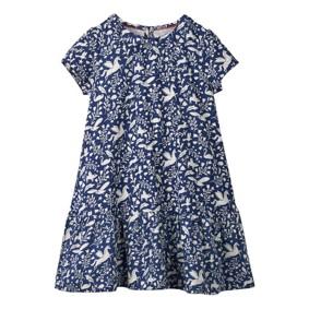 Платье для девочки Звери на поляне (код товара: 49218): купить в Berni